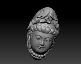 Guanyin bodhisattva 3D print model