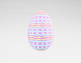 3D model Easter Egg v1 003
