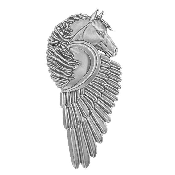 horse wings cnc