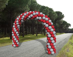 Balloon Tag 3D printable model