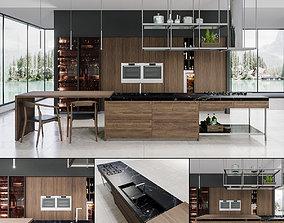 3D model light Kitchen 50