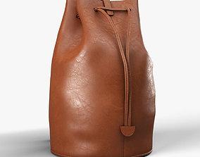 3D Bag Leather