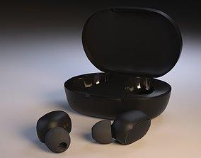 bluetooth 3D Air dots headphones