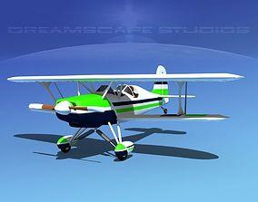 Stolp Starduster Too SA300 V11 3D model