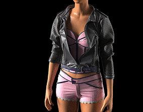 3D model Womens clothing Marvelous 1
