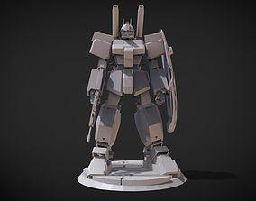 RGC-83 GM Cannon II 3D print model