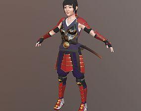 3D Chizuru