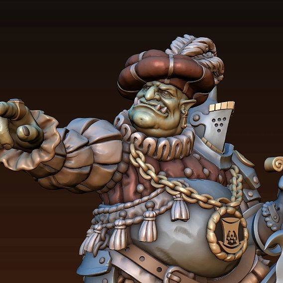 Two-Headed ogre