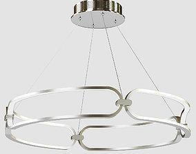 3D Pendant lamp Maytoni Chain MOD017PL-L50N