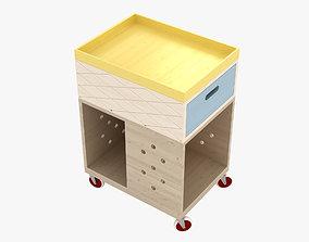 3D Cabinet alcohol