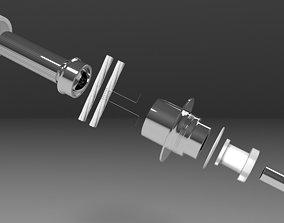 3D model Kangertech Protank3 heating coil