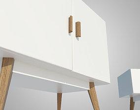 3D model Modern cabinets
