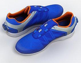 Shoes 3D model shoe