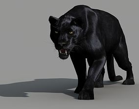 Panther-animations 3D animated