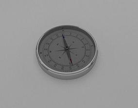 orientation Compass 3D model