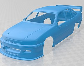 Holden Commodore Touring 1993 Printable Body Car