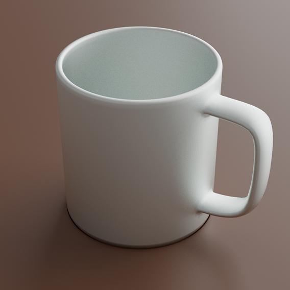 A simple mug