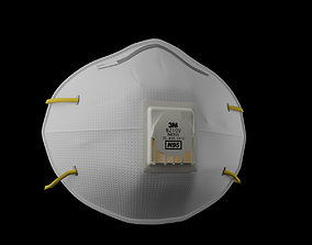 game-ready N95 Mask model protection