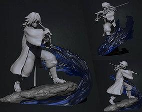 kimetsu no yaiba - demon slayer - tomioka giyuu 3d print