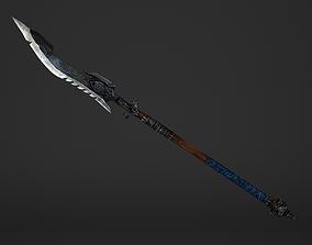 3D Zweihander - Two Handed Sword   CGTrader