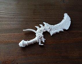 Kingsbane - Warcraft 3D print model