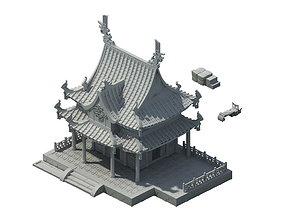 Game Model - Urban Architecture 3D