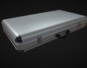Aluminum Briefcase 3D print model