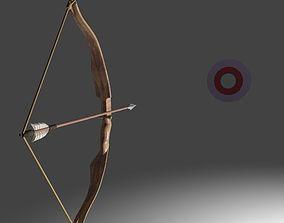 Archery - ARCO E FLECHA 3D model