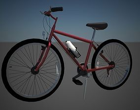 3D asset Bicycle