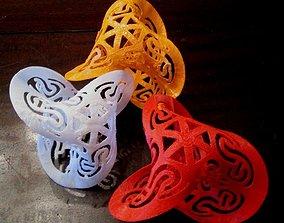 3D printable model Torus Link of Siefert Surfaces