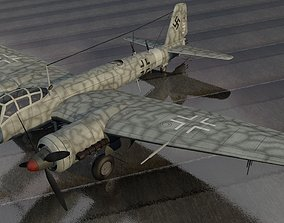 3D Junkers Ju-388 J-4 Nachtjager