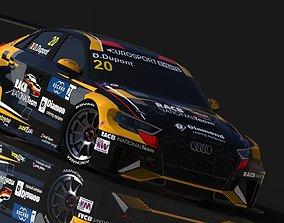 3D asset Audi RS3 LMS WTCR