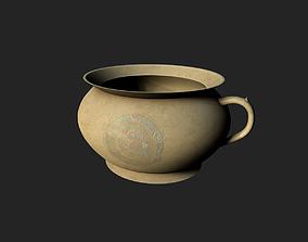 Victorian Chamber Pot 3D asset