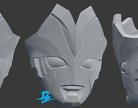 Mask Ultraman Victory 3D print model