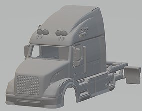 Volvo VN Printable Body Truck