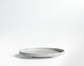 3D model Forma Lunch Plate by Bolia