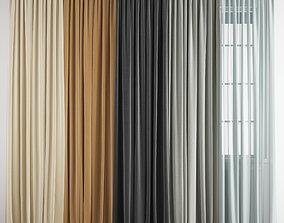 Curtain 214 3D model
