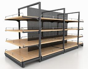 Shelf 3D model 16