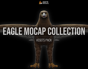 3D model EAGLE MOCAP COLLECTION