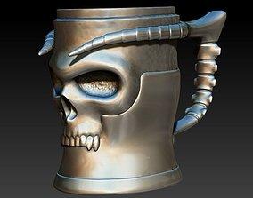 Beer Stein Mug 3D printable model