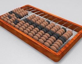 Abacus corinthian 3D model