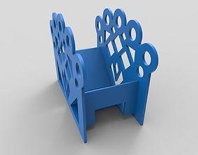 3D print model For napkin