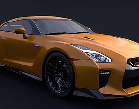Nissan GTR R35 r35 3D