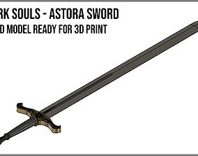 3D print model Astora Sword - Dark Souls