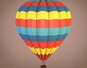 Cartoon Balloon 3D model