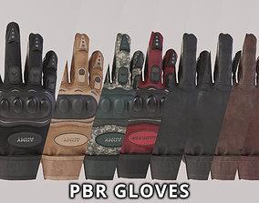 Glove Pack - 4k PBR 3D asset