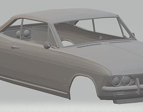 Monza 1966-1969 Printable Body Car