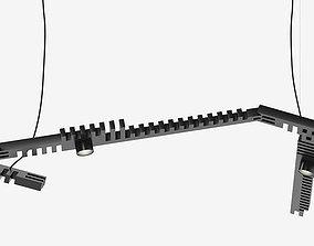 Manifold Lamp 3D