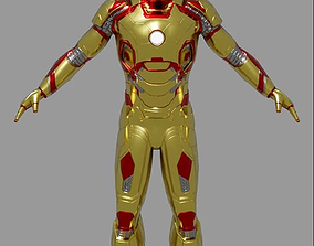 3D Ironman Mark 42