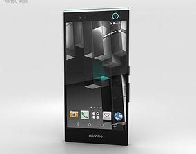 3D model Fujitsu Arrows NX F-04G Black